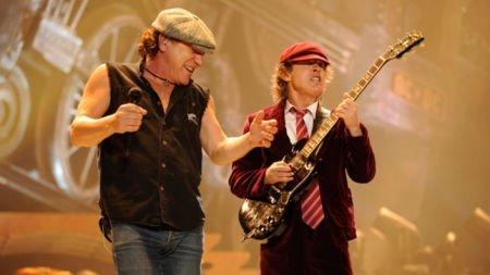 """AC/DC: trecho de """"Play Ball"""", inédita da banda, é divulgado"""