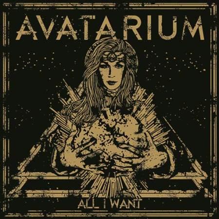"""Capa de """"All I Want"""", novo EP do Avatarium"""