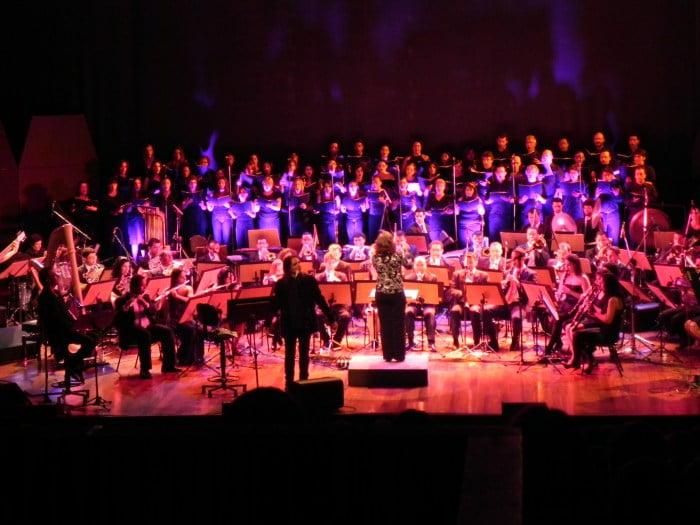 Andre Matos: Participa em Ópera Rock de Rick Wackeman em São Paulo