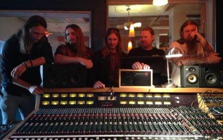 Enslaved: grupo inicia gravações do novo disco