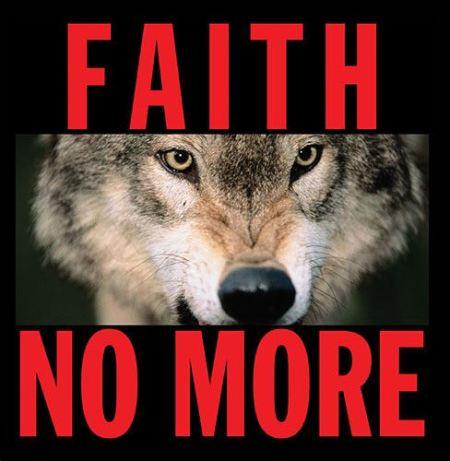 Capa do novo single do Faith No More