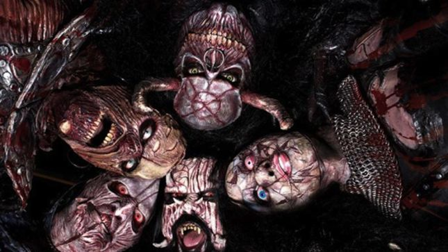 """Lordi: lyric video para o novo single, """"Nailed by the Hammer of Frankenstein"""""""