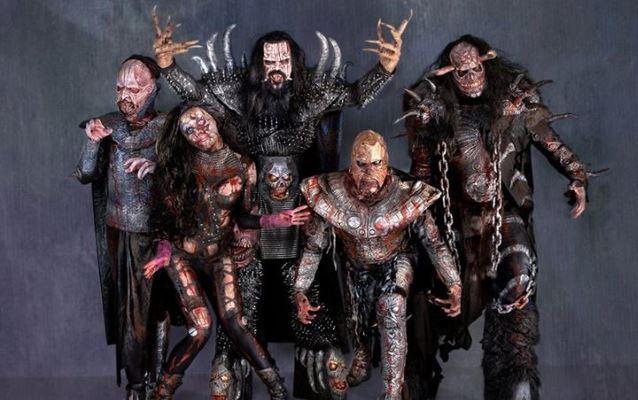 Lordi: vídeo mostra HQ presente em box set do novo álbum