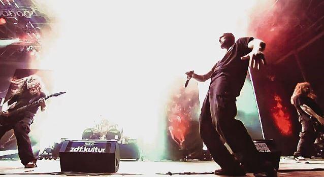 """Read more about the article Meshuggah: clipe ao vivo para """"Do Not Look Down"""", extraído do novo DVD"""