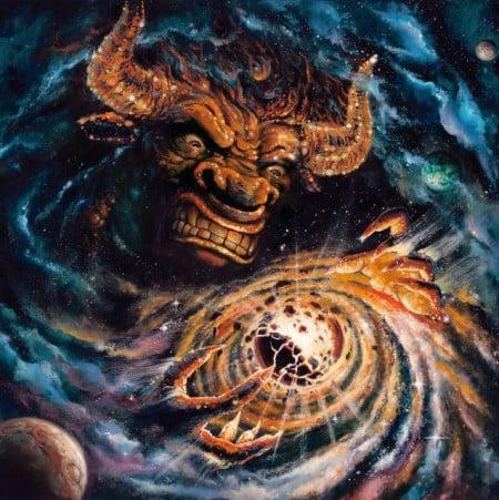 "Capa de ""Milking the Stars: A Reimagining of Last Patrol, novo disco do Monster Magnet"