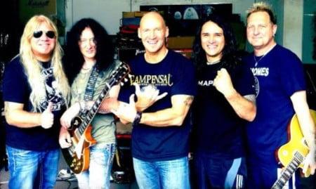 Primal Fear: banda anuncia que Aquiles Priester é o seu novo baterista