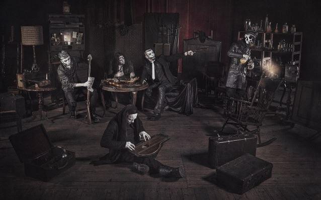 "Vesania: nova música, ""Dismay"", disponível para streaming"