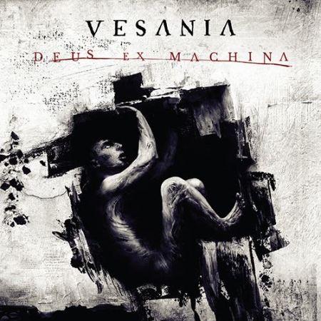 """Capa de """"Deus Ex Machina"""", o novo disco do Vesania"""