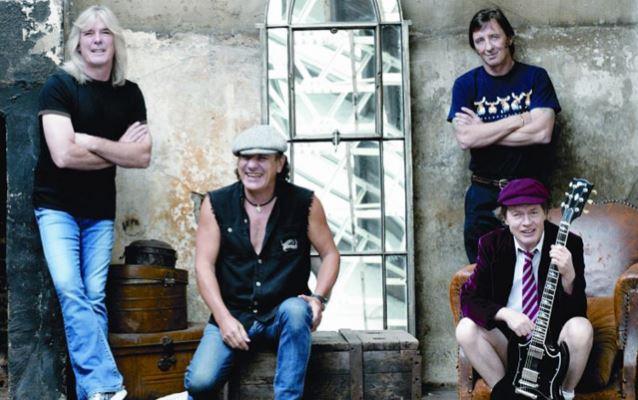 """AC/DC: capa e track list de """"Rock Or Bust"""" reveladas"""
