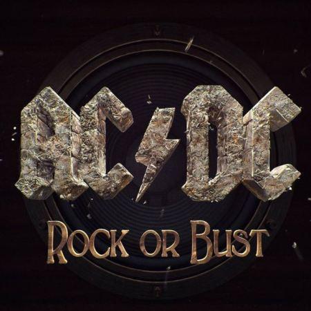"""Capa de """"Rock Or Bust"""", o novo disco de estúdio do AC/DC"""