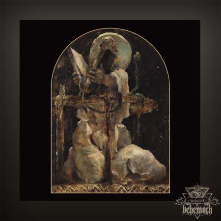 """Capa de """"Xiadz"""", novo Ep do Behemoth"""