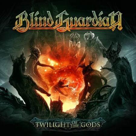 "Capa de ""Twilight of the Gods"", novo single do Blind Guardian"
