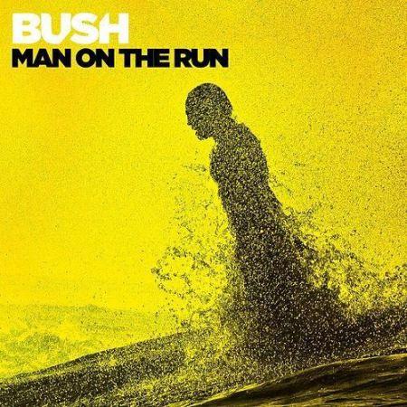 """Capa e """"Man on the Run"""", o novo disco do Bush"""