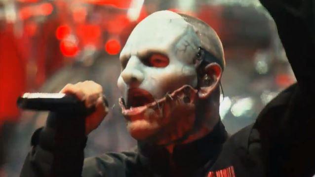 Slipknot: vídeo e set list da primeira apresentação do novo line-up