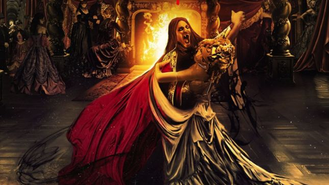 "Jorn Lande: veja a capa de ""Dracula – Swing of Death"""