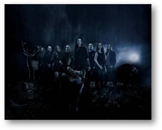 Eluveitie: banda suíça que conquistou o coração dos brasileiros retorna ao país em 2015