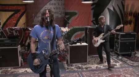 Foo Fighters (Foto: reprodução)