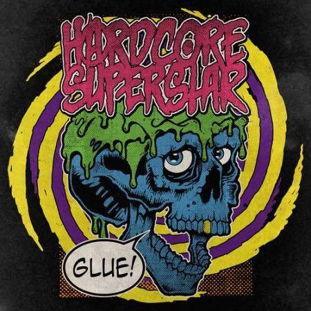 """Capa de """"Glue"""", o novo single do Hardcore Superstar"""