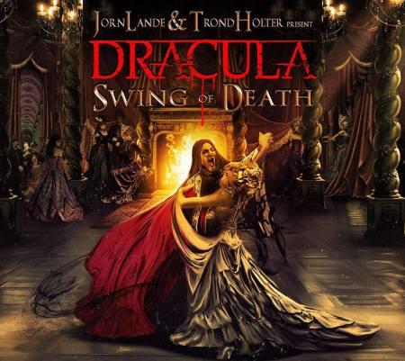 "A bela capa de ""Dracula - Swing of Death"", novo projeto de Jorn Lande e Trond Holter"