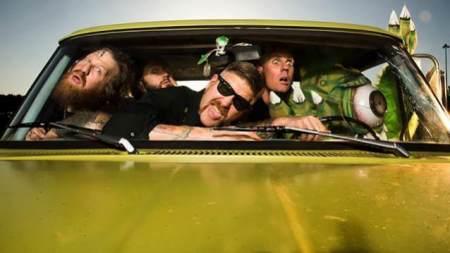 "Read more about the article Mastodon: banda tocará novo single, ""The Motherland"", no programa de David Letterman"