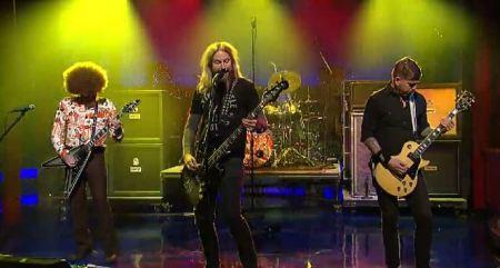 "Read more about the article Mastodon: confira performance do single ""The Motherload"", no David Letterman"