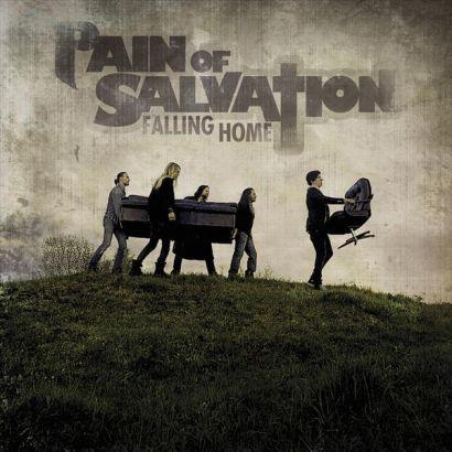 """Capa de """"Falling Home"""", álbum acústico do Pain of Salvation"""