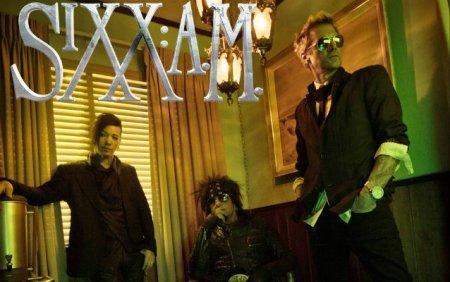 Sixx A.M. (Foto: divulgação)