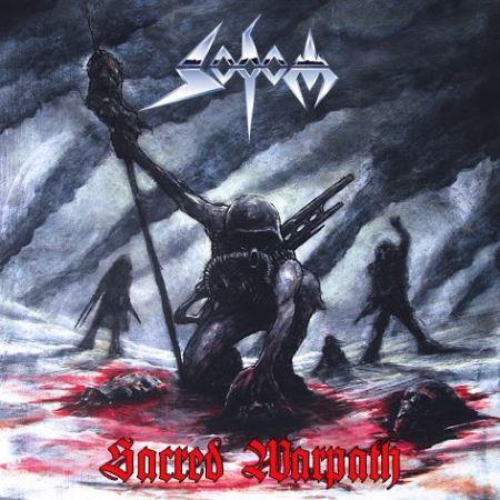 """Capa de """"Sacred Warpath"""", novo EP do Sodom"""