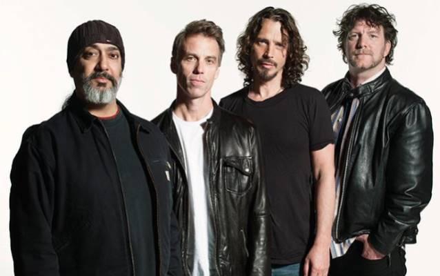 Soundgarden: álbum triplo com raridades e faixas inéditas em novembro