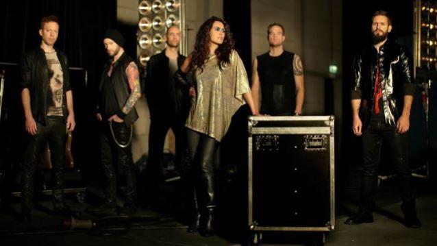 Within Temptation: banda lançará novos DVD e CD ao vivo em novembro