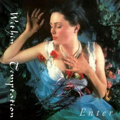 """Capa de """"Enter"""", o debut do Within Temptation lançado em 1997"""