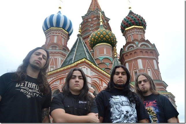 Lacerated And Carbonized: banda é headliner do Apocalipse Extreme Festival IV