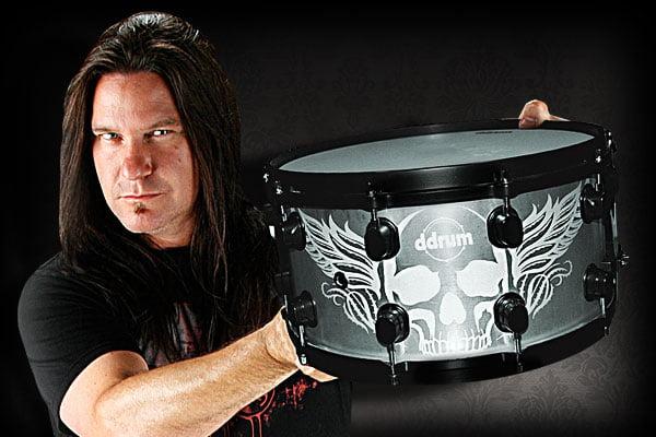 Megadeth: baterista Shawn Drover deixa a banda