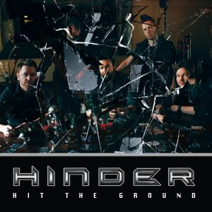hinderhitthegroundsingle