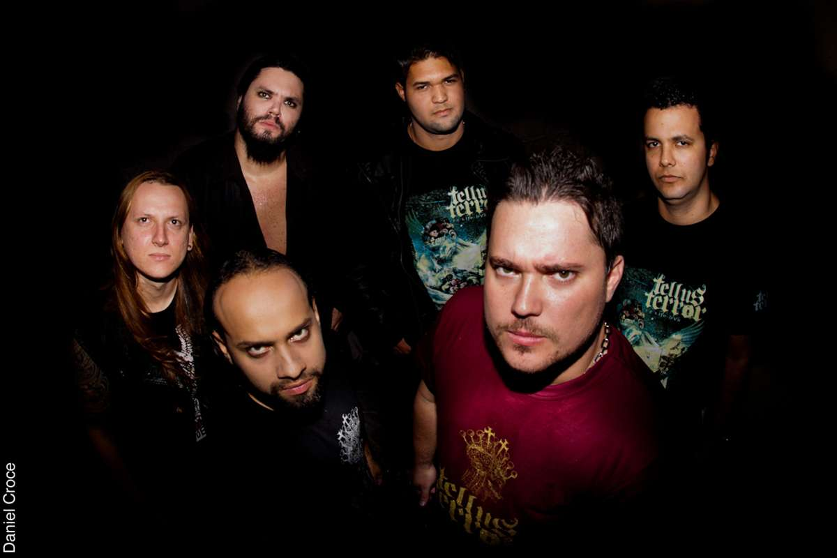 "Read more about the article Tellus Terror: banda esta gravando clipe para ""Bloody Visions"""