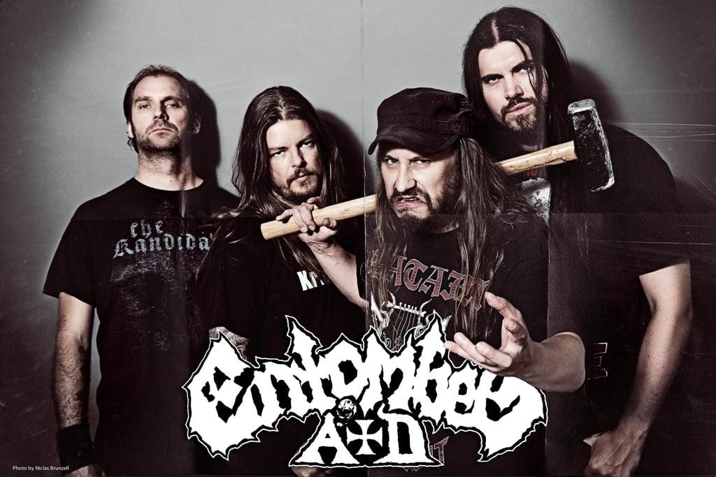 Entombed A.D.: lenda do death metal sueco na América Latina