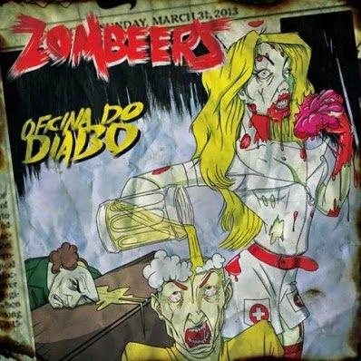 Zombeers: revelados nome, capa e tracklist de debut
