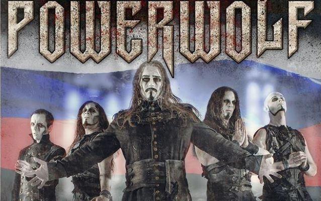 Powerwolf: novo álbum será lançado no ano que vem