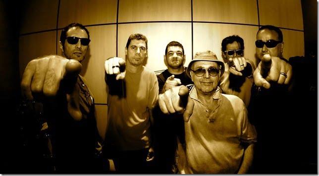 Fenicios: banda faz show de lançamento de novo álbum