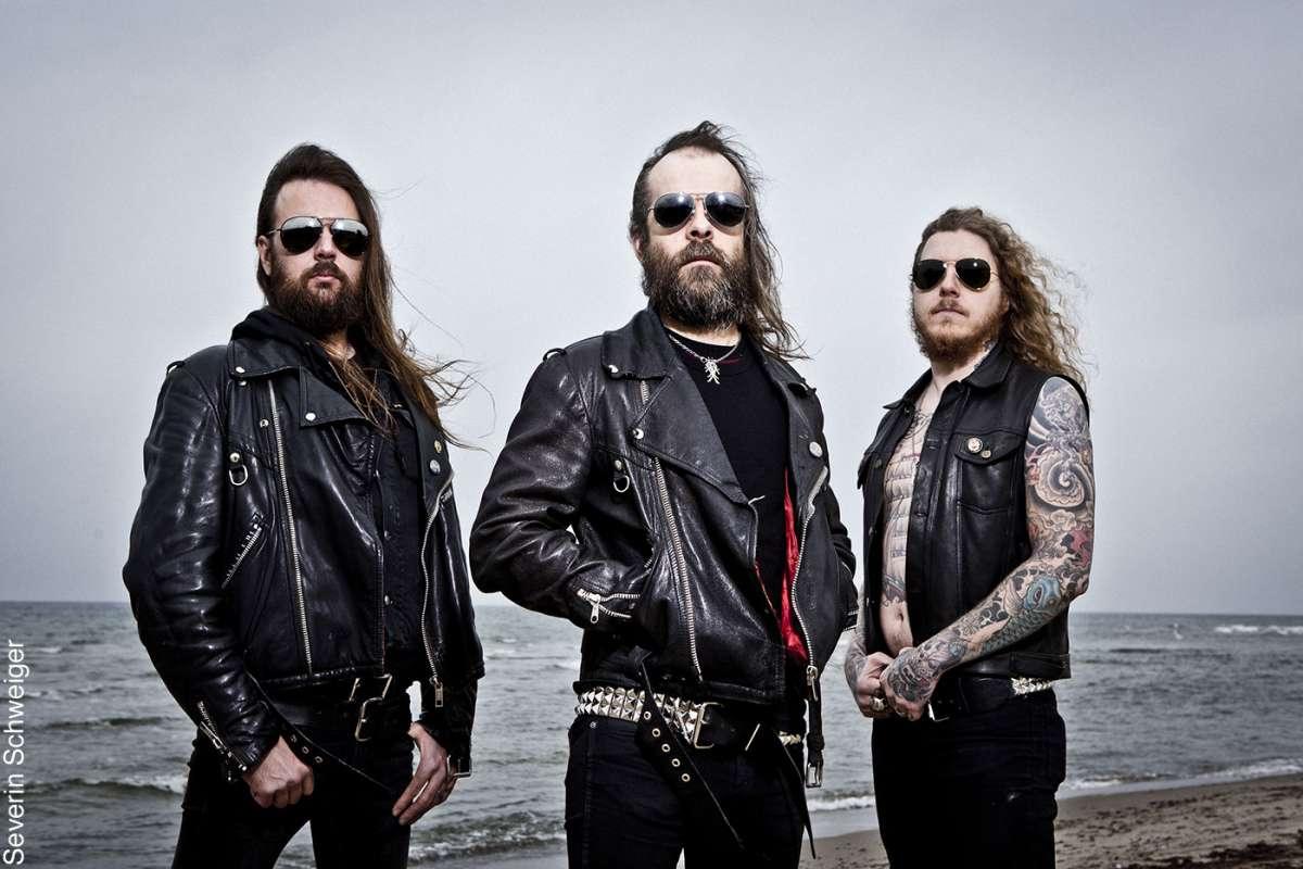 Grand Magus: banda lança novo vídeo 'Steel Versus Steel'