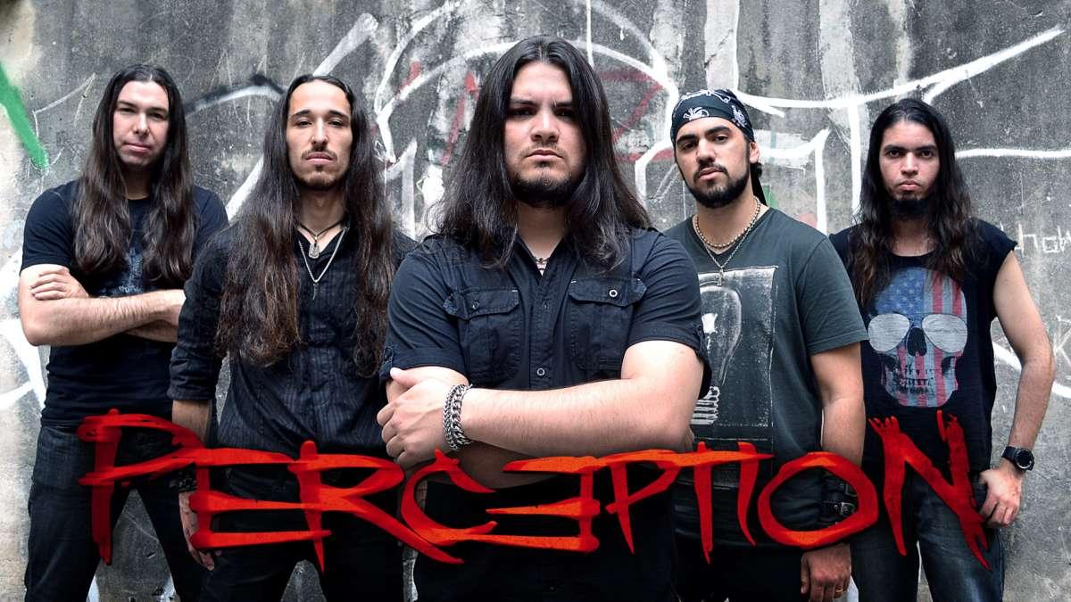 Read more about the article Perc3ption: banda se apresenta com Andre Matos em Sorocaba