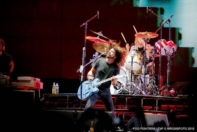 Foo Fighters – Estádio do Morumbi – São Paulo/SP
