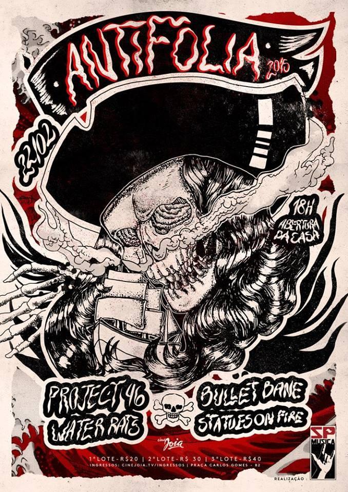 Project46: é headliner da 2º edição da festa Antifolia em São Paulo