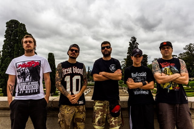 Paura: faz novo show em São Paulo neste domingo