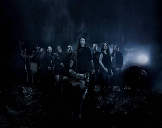 Eluveitie: bem cotado na mais importante premiação da música na Suíça