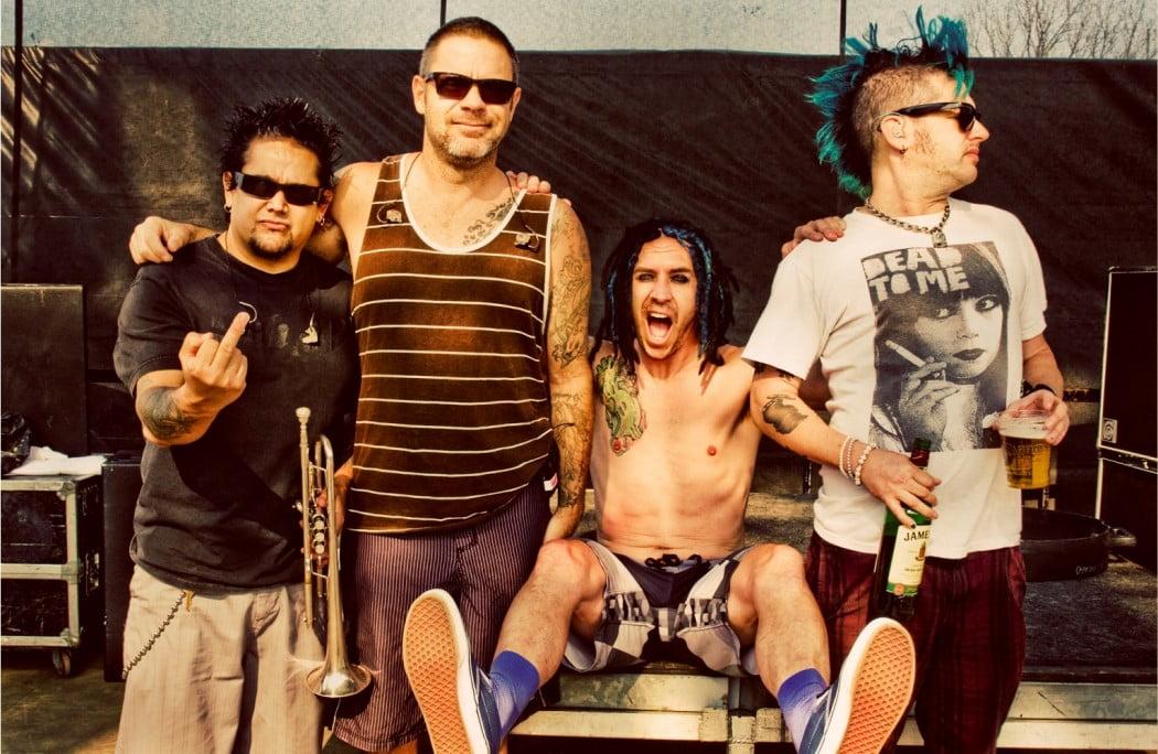 NOFX: banda adia oficialmente tour pela América do Sul