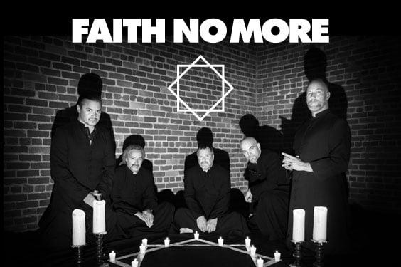 "Faith No More: banda lança oficialmente novo álbum ""Sol Invictus"""