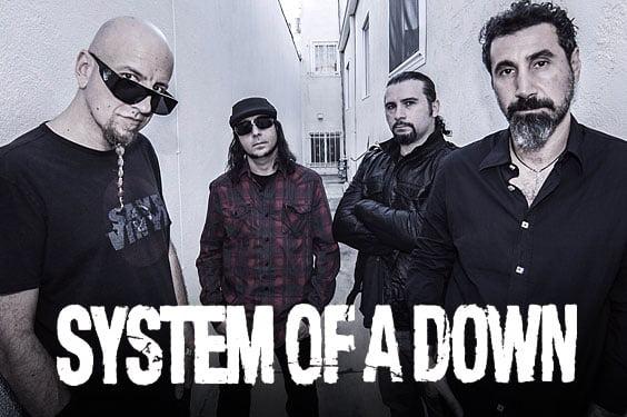Read more about the article System of a Down: ingressos estarão disponíveis a partir de maio, para o show em São Paulo
