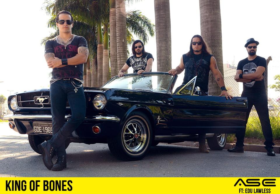 Read more about the article King Of Bones: novidades em show com Eyes Of Gaia