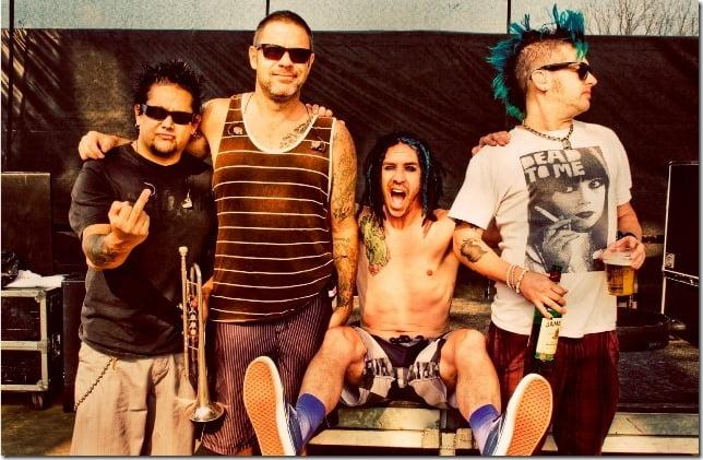NOFX: banda  anuncia novas datas pelo Brasil e recado aos fãs